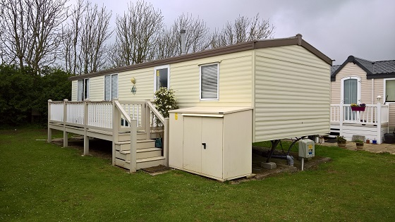 Private Static Caravan To Rent At Park Dean Resorts On St Margarets Bay Holiday Dover Kent Offering Discounted Prices