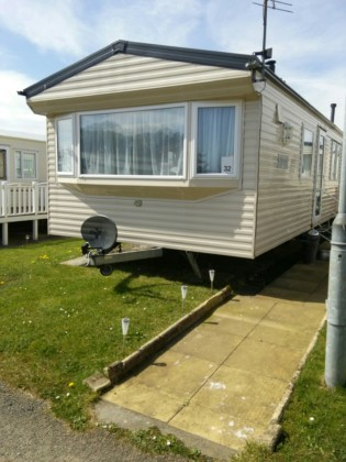 Rented Static Caravan Holiday