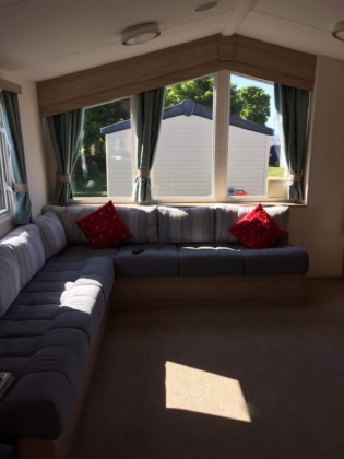 Unique Eyemouth Caravan For Hire With Great Views Scotland To Rent In