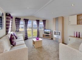 Tymawr Holiday Park Resort Beautiful 2 bedroom caravan with views.