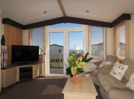 Private Luxury Caravan, Wildflower Meadow, Primrose Valley, Filey nr Scarborough