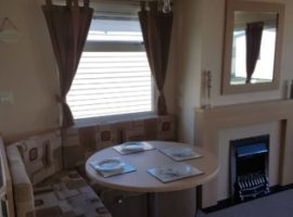 3 bedroom caravan to let Lyons Robin Hood , Rhyl North Wales.