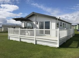 Luxury Lodge Hire in Embo, Near Dornoch, Scotland
