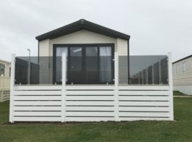 Brand New Luxury Seafront Lodge. Newton Point. Trecco Bay. Porthcawl.