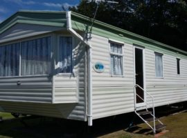 2 Bedroom caravan, New Romney, Kent. Pet/family friendly.