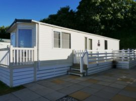 The Beach Caravan Park Llanddulas North Wales