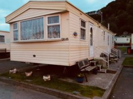3 Bed ( 8 Berth) Caravan Hire at Clarach Bay Holiday Village ( Aberystwyth)