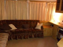 Private owned static caravan based at Aberystwyth Holiday Village, Aberystwyth