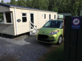 Lizzie's Retreat - 8 Berth Caravan for Rent