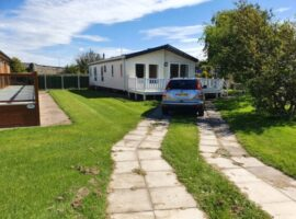 **NOW fully booked for whole 2020**Willerby Boston Lodge 20ft x 40ft. 2 bedrooms sleeps up to 6. Located on Golden sands Holiday Park, Kinmel Bay, North Wales