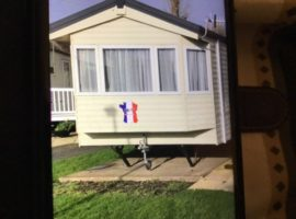 Beautiful 3 bedroomed, 8 berth caravan for rent
