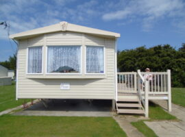 Caravan for hire Withernsea Sands